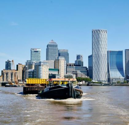 Cory Riverside Energy and Canary Wharf Group Agree Waste Disposal Partnership – 06.01.21