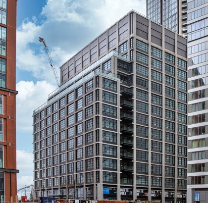 JLL Confirms Move to Wood Wharf