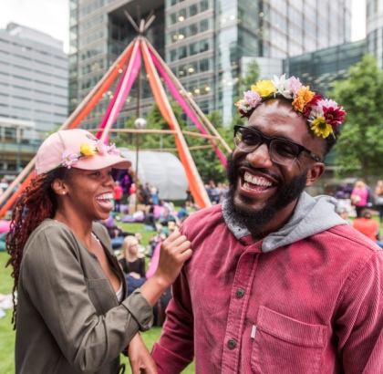 Canary Wharf Kicks Off the Summer with a Sizzling Events Calendar