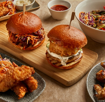 Judy Joo's Seoul Bird Launches in Canary Wharf