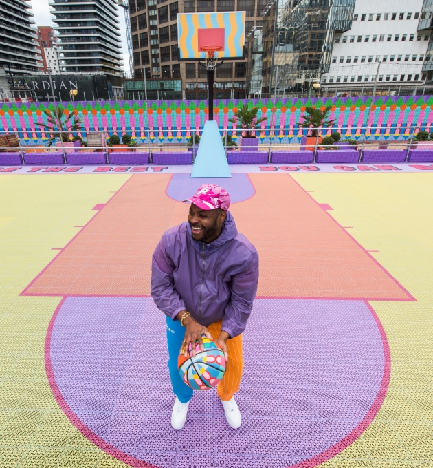 Canary Wharf Set to Bounce with Colour – 14.05.21