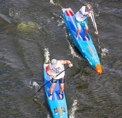 Canary Wharf to Host Free SUP Event in September Ahead of World Championship Tour Stop In 2022
