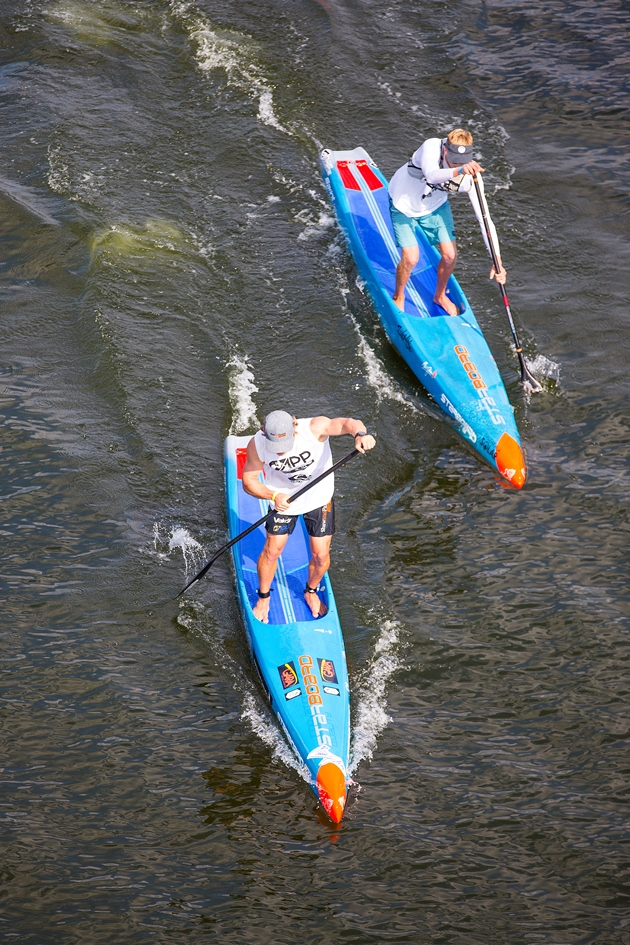 Canary Wharf to Host Free SUP Event in September Ahead of World Championship Tour Stop In 2022 – 27.08.21