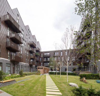 Tower Hamlets Delivers 115 Council Flats as Part of Development in Poplar