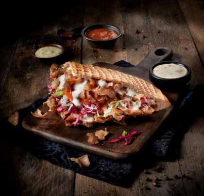 German Doner Kebab Opening Soon in Canary Wharf