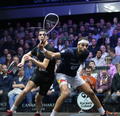 Canary Wharf Squash Classic all set for an Emotional Return to East Wintergarden