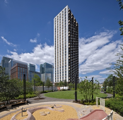 Harbord Square Offers a Slice of Thriving Wood Wharf Community at an Accessible Cost