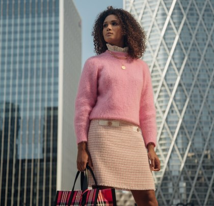 Life's a Catwalk: Celebrity Snapper to Scout Shoppers as the Future Faces of Canary Wharf Fashion