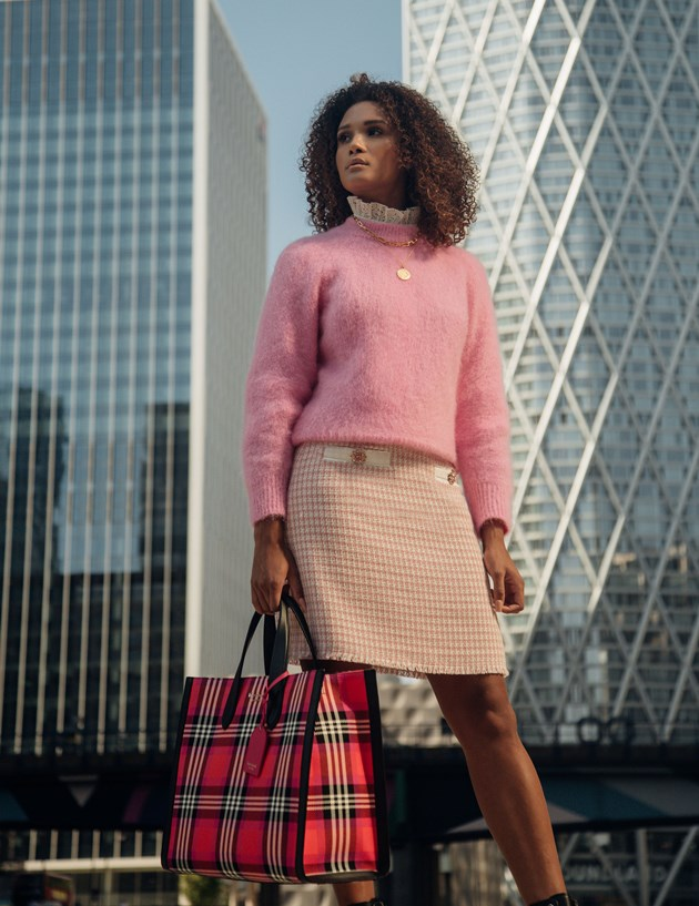 Life's a Catwalk: Celebrity Snapper to Scout Shoppers as the Future Faces of Canary Wharf Fashion – 08.09.21