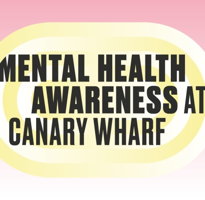 Ice Cream, Dancing & Theatre: Canary Wharf Launches Workshop Series for World Mental Health Day