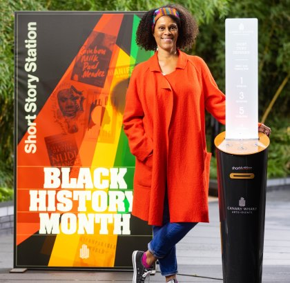 Black British Authors of the Future to be Published in Free 'Short Story Stations' Throughout Black History Month