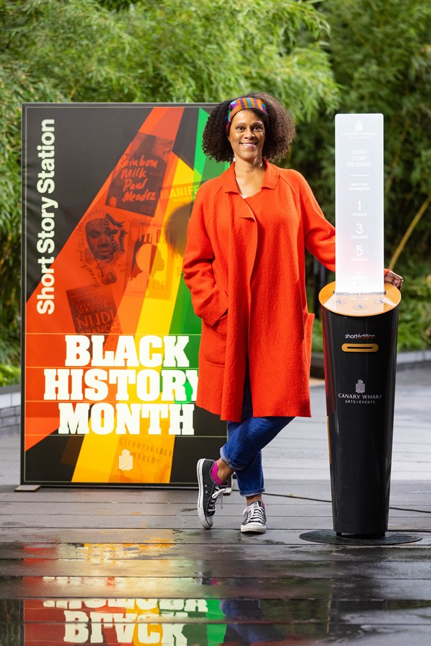 Black British Authors of the Future to be Published in Free 'Short Story Stations' Throughout Black History Month – 04.10.21