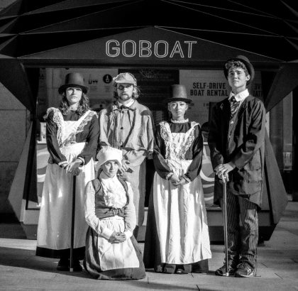 There's Been a Murder! London to get Immersive Victorian Murder Mystery on the River Thames this Halloween