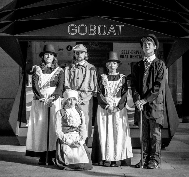 There's Been a Murder! London to get Immersive Victorian Murder Mystery on the River Thames this Halloween – 19.10.21